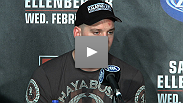 Watch highlights from the UFC on FUEL TV: Sanchez vs. Ellenberger post-fight press conference with standouts Stipe Miocic, Stefan Struve, Jonathan Brookins and TJ Dillashaw