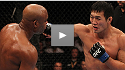 Two Japanese fighters at the top of their divisions will try for home-court wins at UFC 144 - see featherweight Hatsui Hioki take on Bart Palaszewski and middleweight Yushin Okami fight Tim Boetsch.