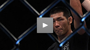 Middleweight Riki Fukuda talks about overcoming nerves to earn his first win in the UFC®.