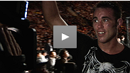 Jake Shields gets back on track after grinding out a decision over Yoshihiro Akiyama. He talks about the big win, the Japanese crowd, and his place in the welterweight division.