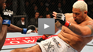A stoic Mark Hunt discusses his knockout of Cheick Kongo, and makes a surprising request for his next fight.