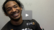 "Aaaanndd New!!... Benson Henderson's dream comes true, as he becomes the new UFC® lightweight champion. ""Smooth"" breaks down the fight, and talks about the hard work that went into his victory."