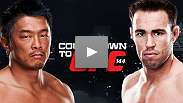 Japanese superstar Sexyama drops down to welterweight as Jake Shields plans another run up the ranks of the 170-pound division.