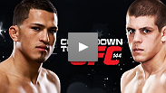 Two lightweights with flashy finishes to their names will face one another - hear what bonus-hunter Joe Lauzon and human highlight reel Anthony Pettis are doing to prepare for what could be the most exciting fight of the year.