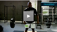 Musclepharm and BodyBuilding.com give us a glimpse into Rampage's training regimen for UFC 144.