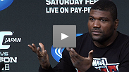 Some of the best  clips from the UFC® 144 pre-fight press conference. Featuring Frankie Edgar, Rampage Jackson, Benson Henderson and Dana White.