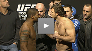 Rampage Jackson comes in over weight; Ryan Bader comes in as an underdog - it's just another jaw-dropping day in the world of UFC weigh-ins