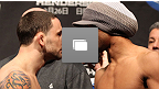 UFC&reg; 144 Weigh-In Gallery