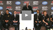 Dana White and the UFC 144 fighter wrap up a great night of fights by answering questions from the press.