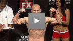 Pesée de l'UFC on FX : Alves vs Kampmann