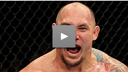 "Shawn Jordan gets the UFC on FX card off to an exciting start, beating fellow newcomer Oli Thompson via second-round TKO. ""The Savage"" discusses his strategy for the big win."