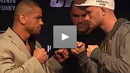 UFC on FX headliners Thiago Alves and Martin Kampmann talk wins, the welterweight division and more at the pre-fight press conference in Sydney, Australia.