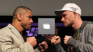UFC on FX press conference at the Star Casino on March 1, 2012 in Sydney, Australia.
