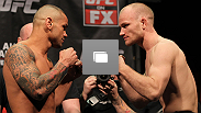 UFC on FX official weigh in at Allphones Arena on March 2, 2012 in Sydney, Australia.  (Photo by Josh Hedges/Zuffa LLC/Zuffa LLC via Getty Images)