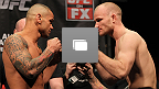 Galerie photos de la pesée de l'UFC® on FX de Sydney