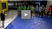 The Ultimate Fighter&reg; 1: Ep. 10 Middle Weight Semi Final #1
