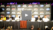 Watch the UFC 146 all-heavyweights press conference from the MGM Lobby in Las Vegas, NV.