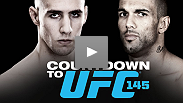 Canadian top prospect Rory MacDonald has had an impressive rise in t
