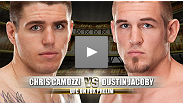 UFC® on FOX Prelim Fight: Dustin Jacoby vs. Chris Camozzi