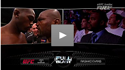 Full Blast: Rashad Evans sits Octagonside during Jon Jones' recent title defense and dissects the champ's game plan.