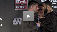 The best soundbites from Brian Stann, Alessio Sakara, Thiago Silva and Alex Gustafsson at the UFC® on FUEL TV pre-fight press conference.