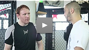Georges St-Pierre takes a look at the current crop of Tristar gym fighters in their home stretch of training before UFC® 145 in Atlanta including Miguel Torres, Rory MacDonald, Mark Bocek, and John Makdessi.