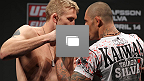 Galerie photos de la pesée de l'UFC® on Fuel TV