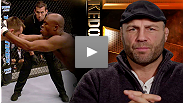 The UFC Hall of Famer shares his top four pound-for-pound fighters currently active in the UFC.