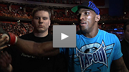 "Francis ""Limitless"" Carmont explains why he's happy, but also disappointed, with his come-from-behind win at UFC® on FUEL TV."