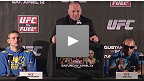 UFC Gustafsson vs Silva Post-fight Press Conference