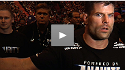 Brian Stann talks about the trials and tribulations he had to overcome on his way to beating Alessio Sakara at UFC® on FUEL TV.
