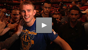 """I'm living the dream."" Alexander Gustafsson earns his fifth straight victory in the Octagon™, outlasting the dangerous Thiago Silva. ""The Mauler"" describes the feelings he had fighting in front of his hometown crowd."