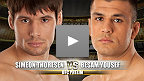 UFC&reg; on FUEL TV Prelim: Simeon Thoreson vs. Besam Yousef