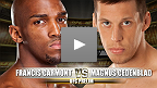 UFC&reg; on FUEL TV Prelim: Francis Carmont vs. Magnus Cedenblad