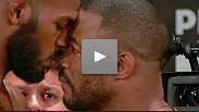 FREE MMA VIDEO - Watch the official weigh-in archive for UFC 145: Jones vs. Evans from the Fox Theater in Atlanta, GA.