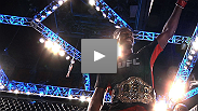 "After outpointing former teammate Rashad Evans, UFC® light heavyweight king Jon Jones discusses what it felt like to defeat his ""lion"" of an opponent, and gives a special message to his fans."