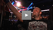 The usually stoic Ben Rothwell opens up following his TKO victory over Brendan Schaub at UFC&reg; 145.