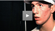 "Highly-touted Rory MacDonald continues to justify the hype surrounding him, dominating Che Mills for two rounds before earning the TKO victory. Hear what ""Ares"" thought of his performance."