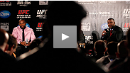 UFC 145 headliners Jon Jones and Rashad Evans on aging, bad blood, respect and greatness.