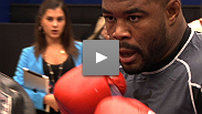 Watch Jon Jones, Rashad Evans, Rory MacDonald and Che Mills make their final preparations before fight night. in Atlanta.