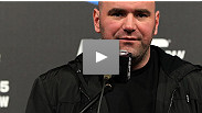 Dana White's first UFC 145 vlog  -- go behind the scenes of UFC on FUEL TV from the UFC's debut in Sweden.