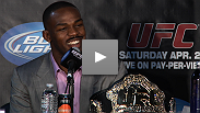 After months of buildup and five rounds of war, champion Jon Jones and former training partner Rashad Evans speak of their mutual respect. Will it be enough to help the rivals squash the beef?