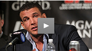 UFC Tonight Host, Todd Harris checks in with Frank Mir to discuss his newly acquired and upcoming, heavyweight title fight. Mir also talks about how he'll need to adjust his gameplan.