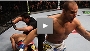 Heavyweight champion Junior Dos Santos defends his title against former champ Frank Mir in the hardest-hitting main