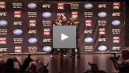 Watch the press conference for UFC on FOX: Diaz vs. Miller