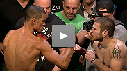 Watch the official weigh-in for UFC on FOX: Diaz vs. Miller
