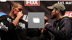 UFC® on FOX Diaz vs Miller Press Conference