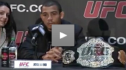 UFC 149 will a featherweight title bout between champion Jose Aldo and tenacious contender Erick Koch on Saturday, July 21st at Scotiabank Saddledome.