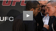 Highlights from the UFC 149 on-sale press conference in Calgary with UFC featherweight champion Jose Aldo and challenger Erik Koch.