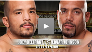 UFC® on FOX Prelim Fight: Lavar Johnson vs. Joey Beltran